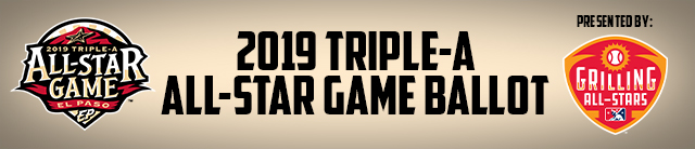 MiLB 2019 All-Star Game Ballot